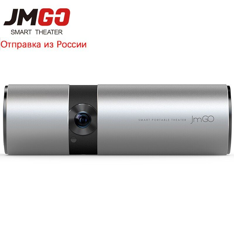 Jmgo P2 Mini projecteur DLP Proyector Led Wifi 3D Full HD Projetor 1080 P théâtre intelligent 180 pouces HiFi Bluetooth Portable projecteur