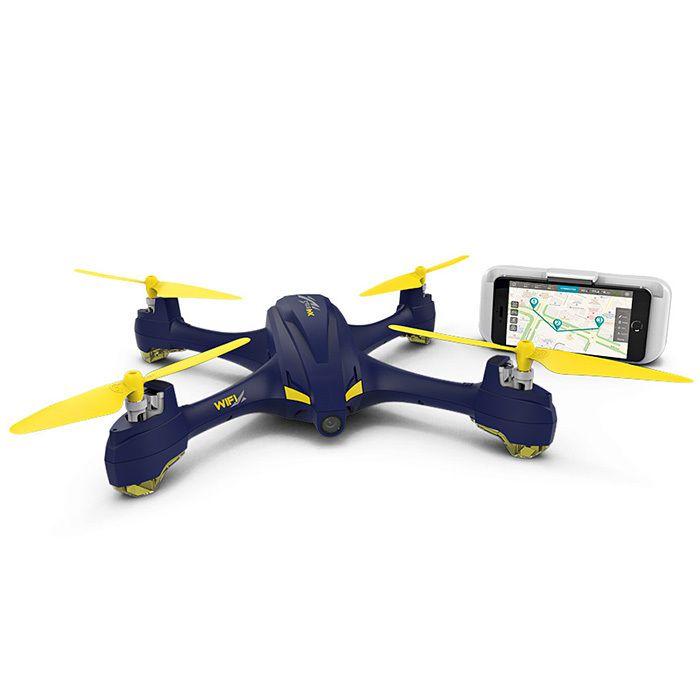 HUBSAN H507A X4 Star Pro GPS RC Drone WiFi FPV 720P HD Camera Drone Follow Me / Orbiting Mode RC Quadcopter BNF RTF Racing Drone