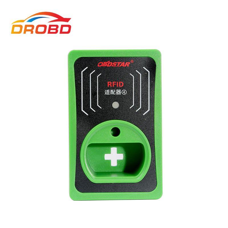 OBDSTAR Chip Reader Immo RFID Adapter for V-W/Audi/Skoda/Seat Gen Suitfor Key Master DP/X300 DP/Key Master/X300 Pro3/X100 Pro
