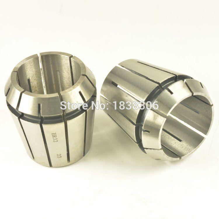 ER 32 ER32 pince à ressort mandrin DIN 6499B 1 pièces serrage ENDMILL foret CNC Millingcutter porte-outil pouces métrique 4mm 1/8 1/4
