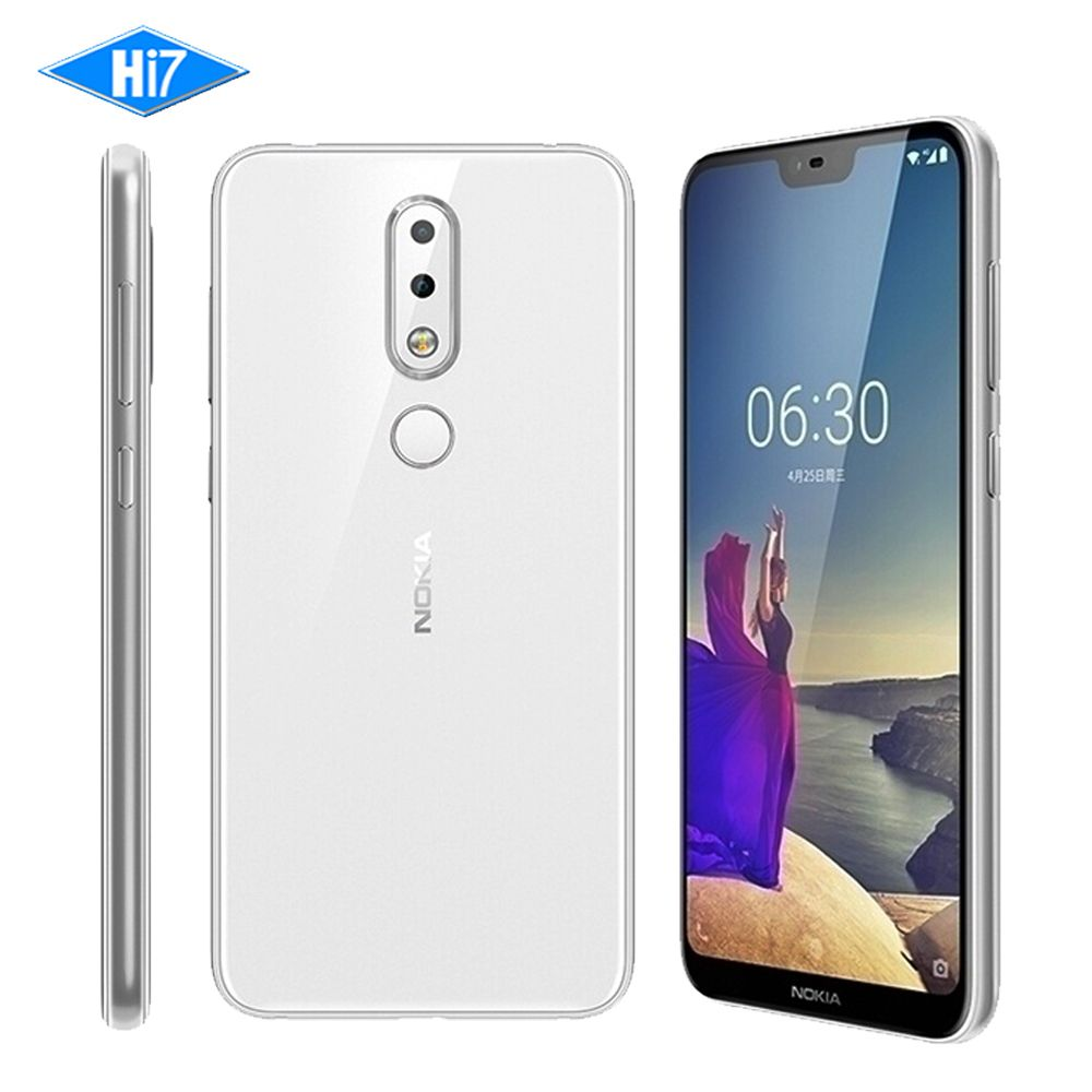 Original Nokia X6 2018 4G RAM 64G ROM 3 Camera Dual Sim Android LTE Fingerprint Octa Core 3060mAh 16.0MP 5.8 inch LTE Cell Phone