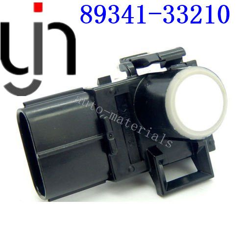 4PCS 89341-33210 188400-2820 Parking Ultrasonic Sensor For Lexus RX270 RX350 black white silver color