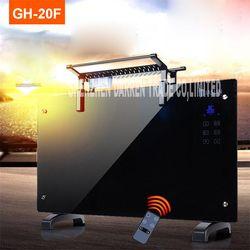 Homeleader convecteur chauffage infrarouge chauffe-autonome étanche chauffe-chauffage électrique infrarouge panneau de haute qualité gh-20f