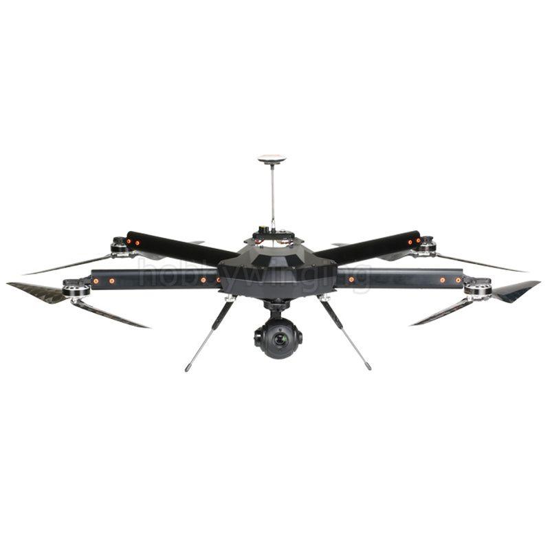 Tarot PEEPER 750mm Peeper ICH lange-zeit drone Quadcopter kommen mit 3-achsen gimbal combo set 10x optische zoom für FPV enthusiasten