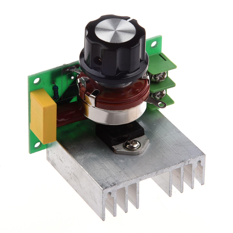 MYLB-Spannungsregler Drehzahlregler AC 220 V 4000 Watt SCR Dimmer