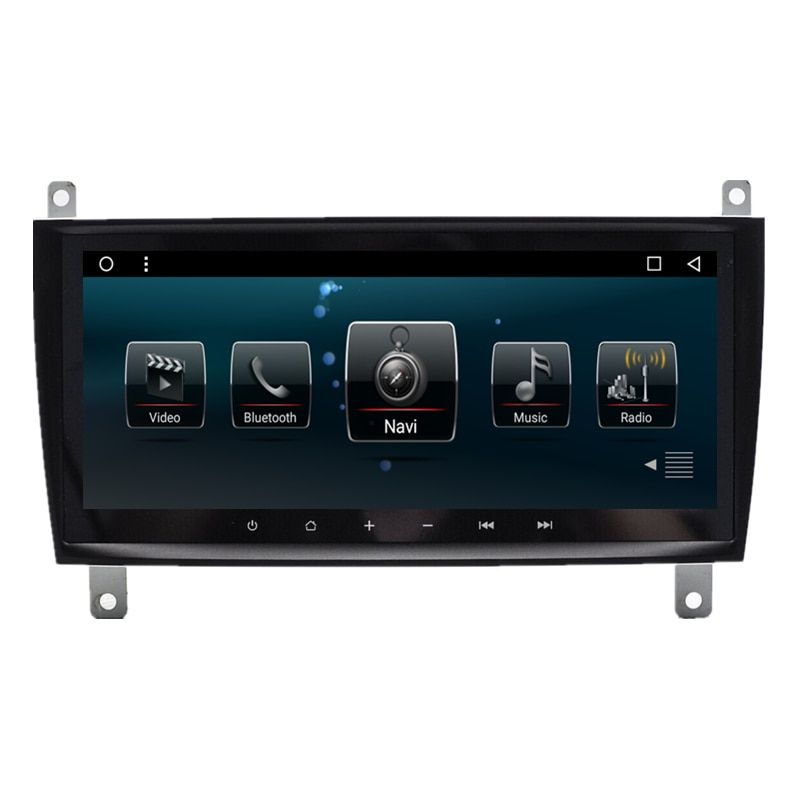 8.8 Android 6.0.1 Car Radio DVD GPS Navigation Central Multimedia for Mercedes Benz C CLS CLC CLK Class W203 W209 W219