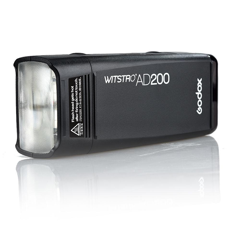 Godox AD200 Pocket Flash speedlite High-speed photographic For Canon Nikon Sony 200W TTL Lithium Battery Pack