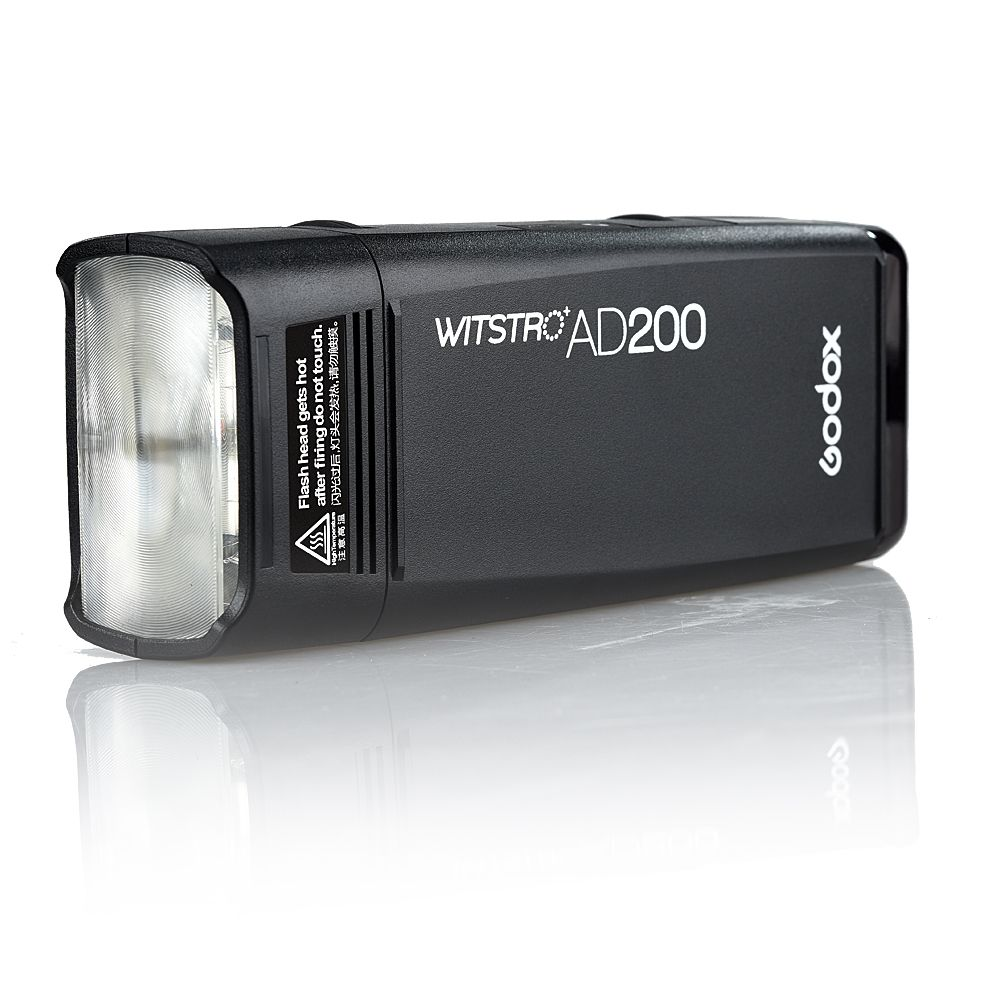 Godox AD200 Pocket Flash speedlite High-speed photographic For Canon Nikon Sony 200W TTL Lithium Battery Pack