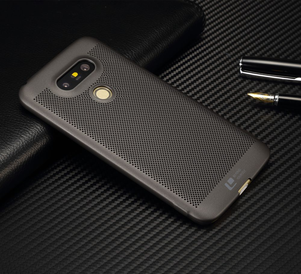 Étui pour lg G5 de luxe avec couverture arrière ultra mince pour accessoires d'origine g5 SE