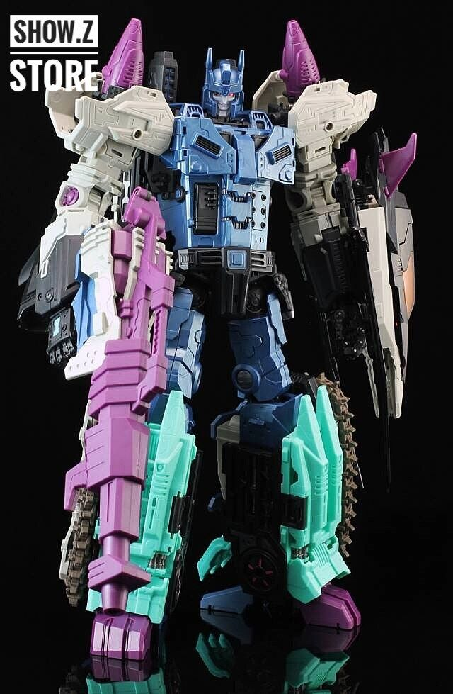[Show.Z Store] MASTERMIND CREATIONS R17 R 17 R-17 - CARNIFEX Transformation Action Figure