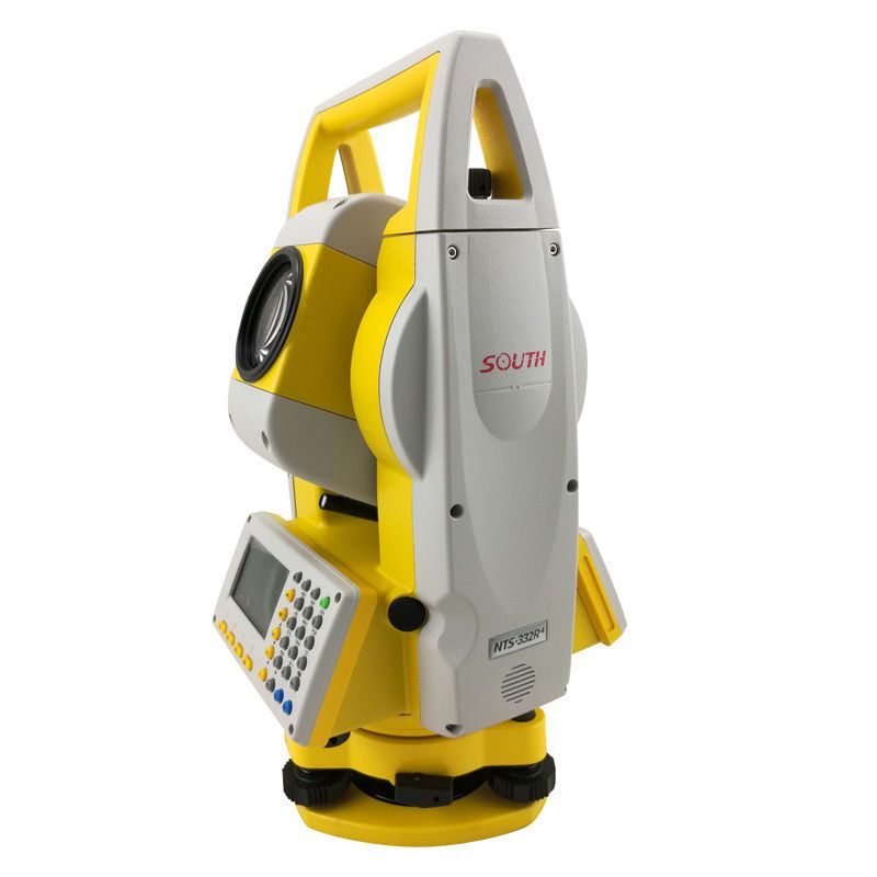 SOUTH NTS-332R4 TOTALSTATION laserlot Reflektorlos 400 mt