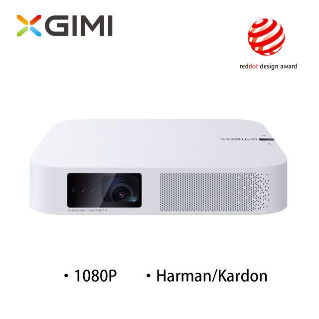 XGIMI Z6 Polar Mini tragbare smart home theater 3D Android 6.0 wifi 1080 p Full HD Home Cinema Bluetooth projektoren