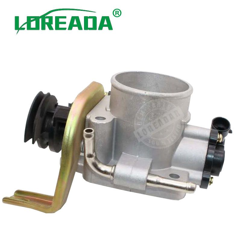 Loreada Orignial Throttle body assembly for Great Wall Hover H3 H5 DELPHI system Bore Size 55mm air intake car motorcycle spare
