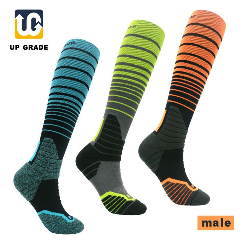 UG upgrade man  running socks long distance expressway stocking sports wholesale china factory quick dry