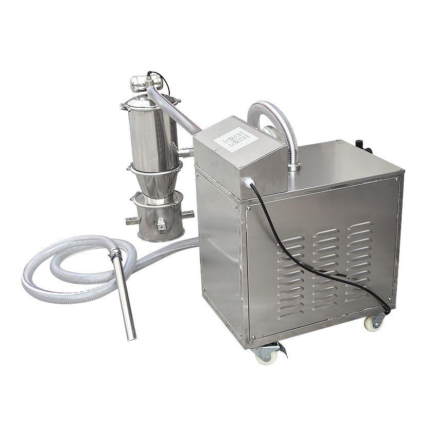 ZKS-1 Pneumatic Vacuum Feeding Machine Rotating Tablet Pressing Material Feeder 110V/220V