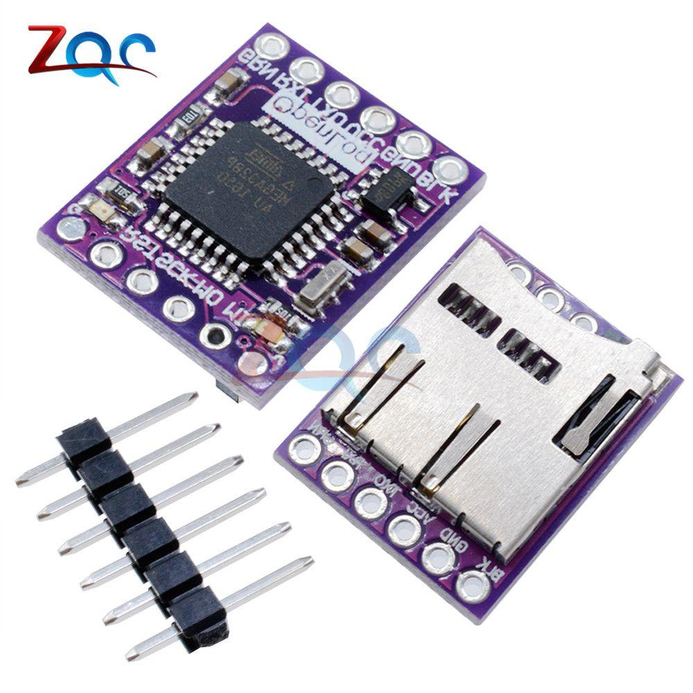 Openlog Serielle Datenlogger Open Source Data Recorder ATmega328 Unterstützung Micro SD