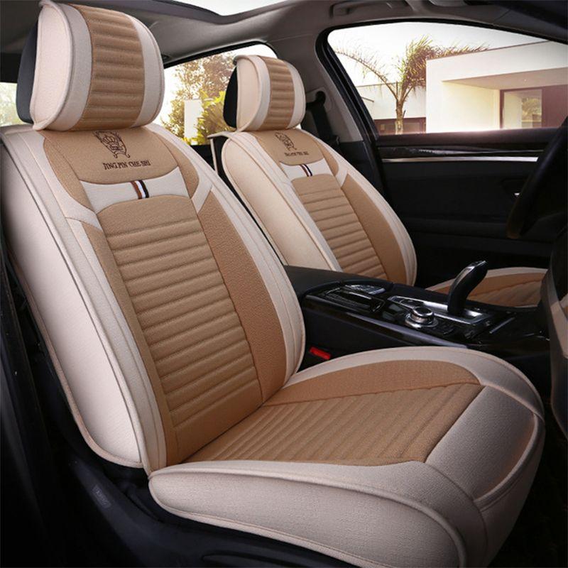 Auto sitzbezug sitzbezüge für toyota lc200 mark 2 premio prius 20 30 rav 4 rav4 tundra venza verso 2017 2016 2015 2014