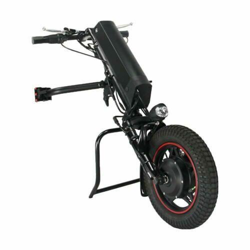 EU DUTY FREIES Conhismotor 36 V 250 W Elektrische Handcycle Folding Rollstuhl Befestigung Hand Zyklus Bike Rollstuhl Conversion Kits