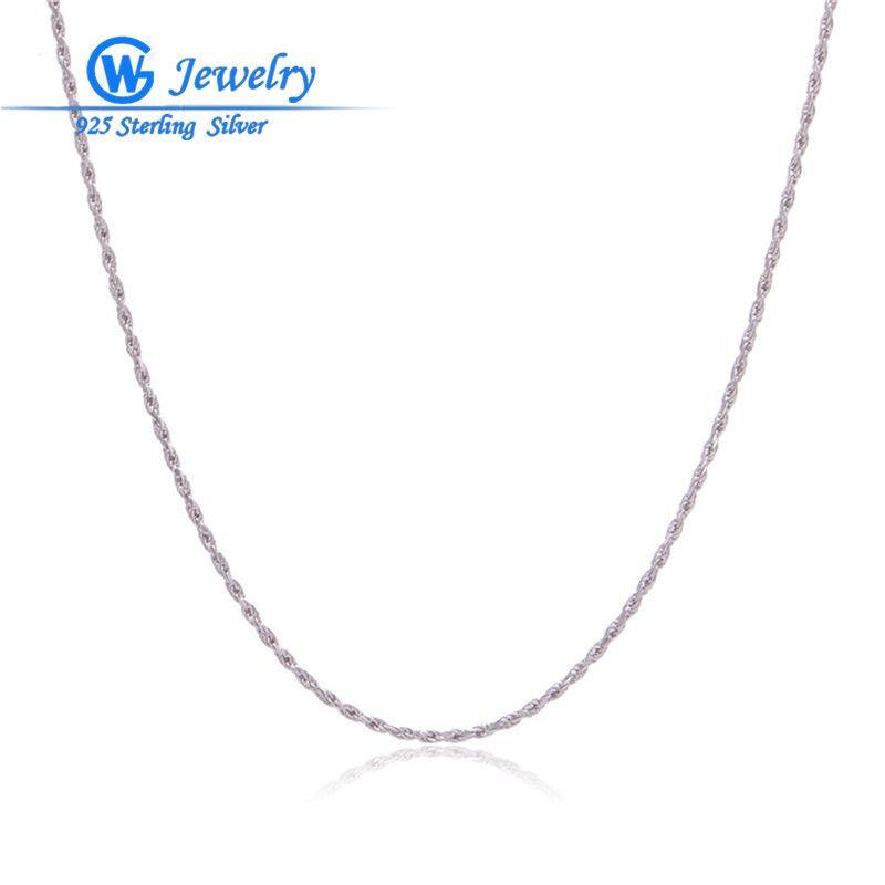 100% 925 Sterling Silver 16