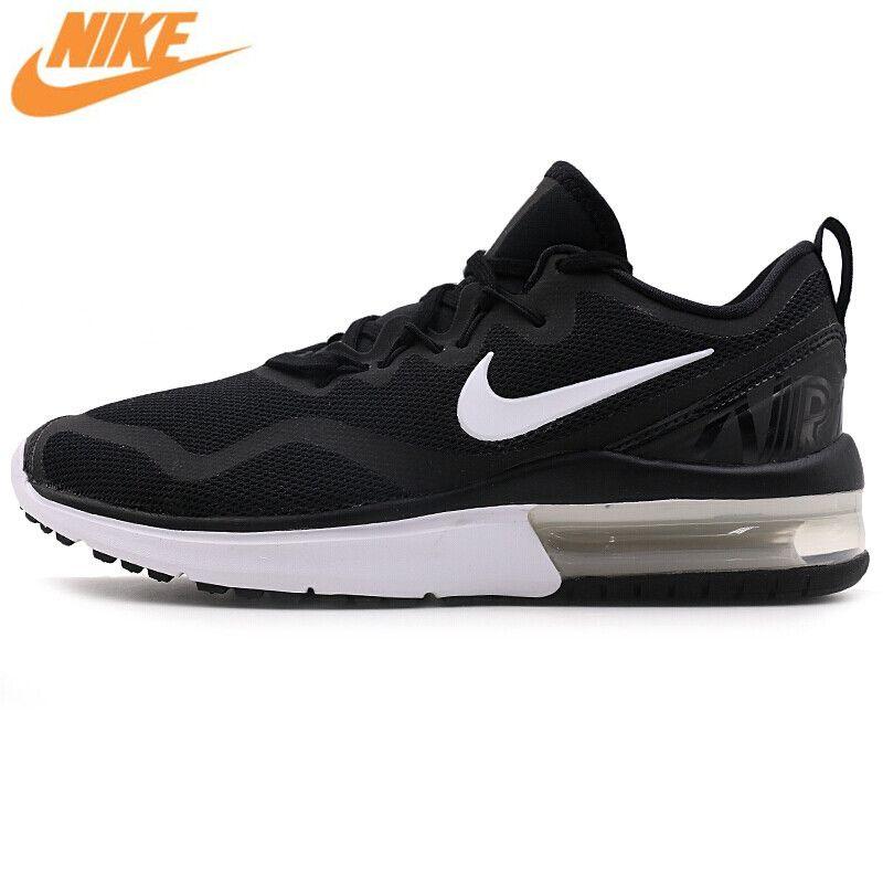 Nike Air Max Fury оригинальный Новое поступление Аутентичные Для Мужчин's Обувь для скейтбординга Спортивная обувь кроссовки aa5739-001