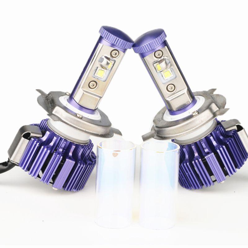 LOAUT 30W 40W 12000LM LED H4 car H1 H7 H8 H9 H11 9005 9006 H13 led headlight kit Car 3000K 4300K 6000K 8000K XHP50 Auto Fog Lamp