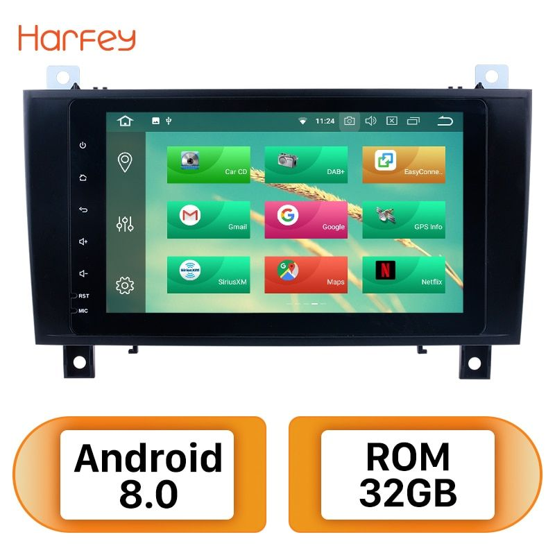 Harfey 2Din Android 8.0 8