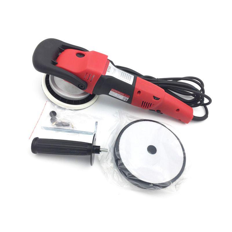 8mmThread Forced Random Orbital Dual Action Polisher Machine Same Good As Flex XC 3401 VR electric auto car polishing machine