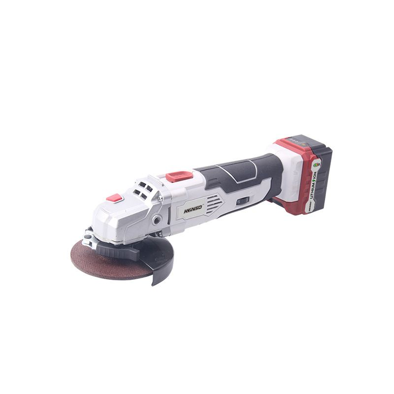Angle Grinder with 12V Lithium Battery Angular Power Tool cordless Cutting and grinding Machine