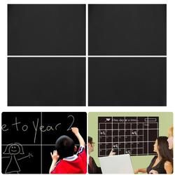 8pcs 30*20cm/A4 Removable Blackboard Stickers Wall Decals Art Chalkboards for Kids Rooms Home Office Decorative Chalkboard