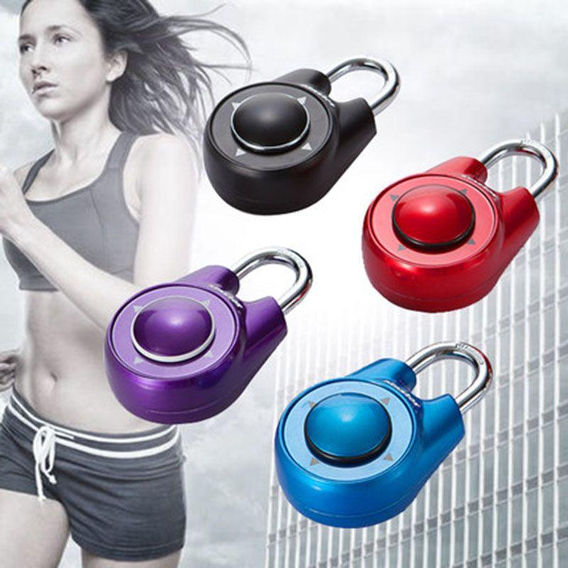 Master Lock Portable Assorted Colors Gym School Health Club Combination Password Directional Padlock Locker Door Lock 5 Color