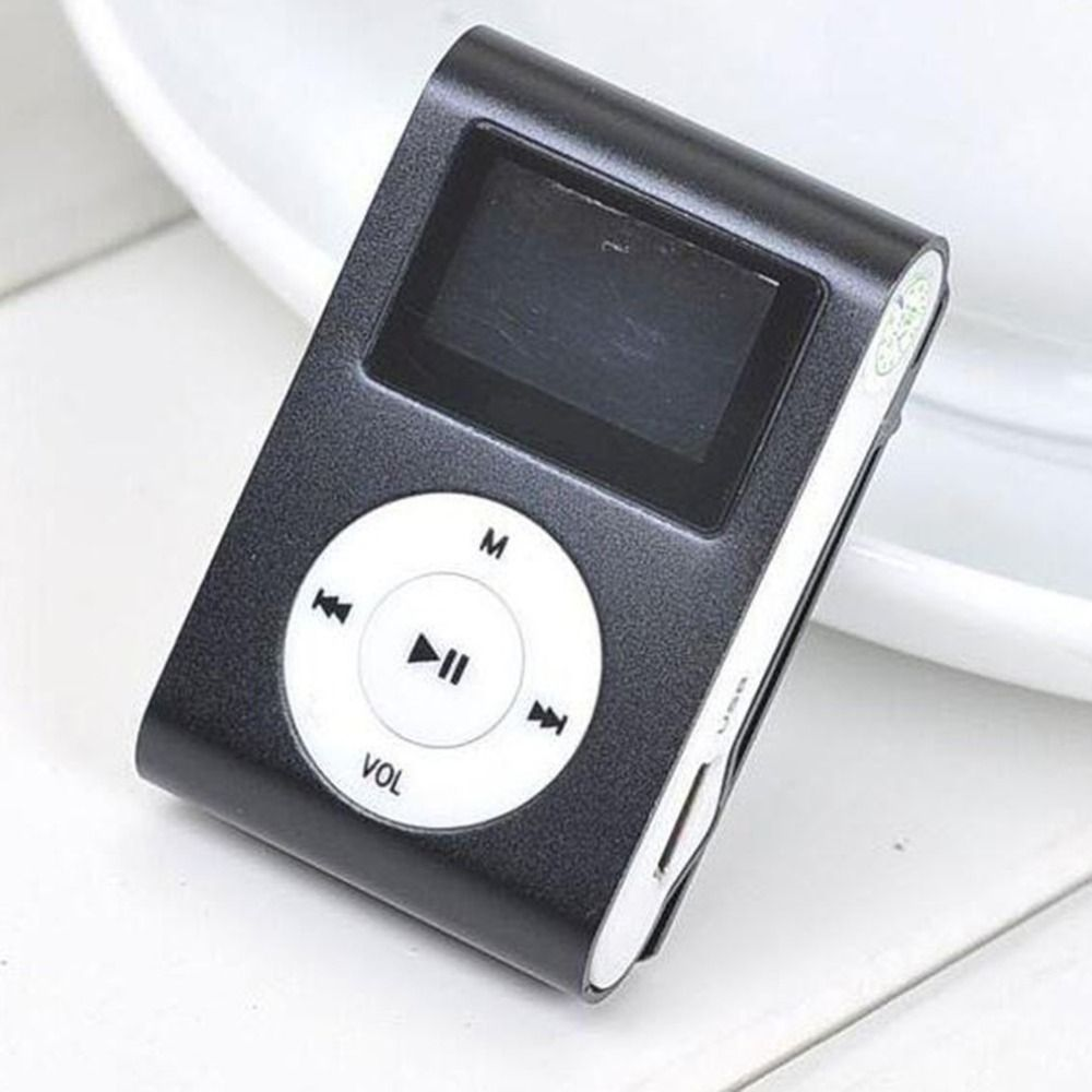 NEUE Große förderung Spiegel Tragbare MP3 player Mini Clip MP3 Player wasserdichte sport mp3 musik-player walkman lettore mp3