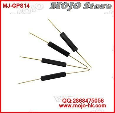 Free Shipping MJ-14A  14*2.9mm plastic reed switch (10pcs/lots)