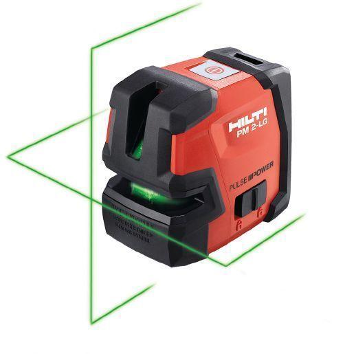 Hilti PM 2-LG Grün linienlaser Hilti laser-niveau