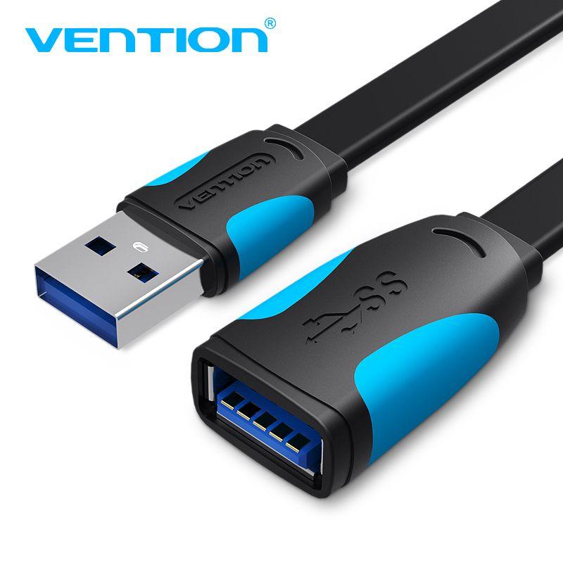 Tions USB 3.0 Verlängerungskabel Super Speed Männlichen Zu Weiblichen USB Verlängerungskabel 1 mt 2 mt 3 mt Usb-daten-synchronisierungs Transfer Extender Kabel