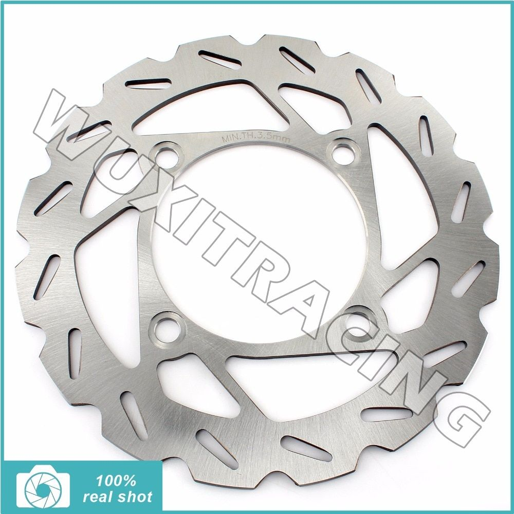 ATV Quad Dirt Bike Front Brake Disc Rotor for YAMAHA YFM 500 700 4WD EPS Grizzly Auto FI Ducks Unlimited Edition Special 07-14