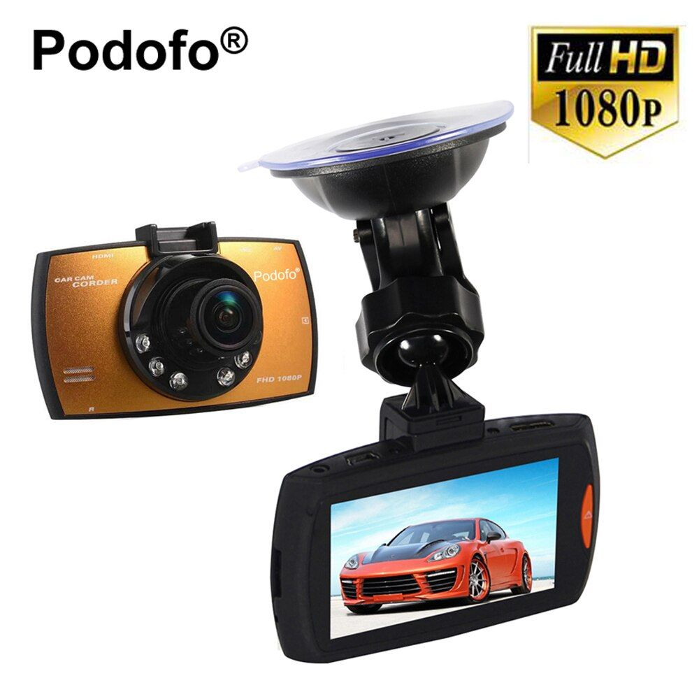 Original Car Camera G30 2.7 Full HD 1080P Car DVR Vehicle Recorder Dash Cam Registrator Loop Recording Night Vision G-sensor