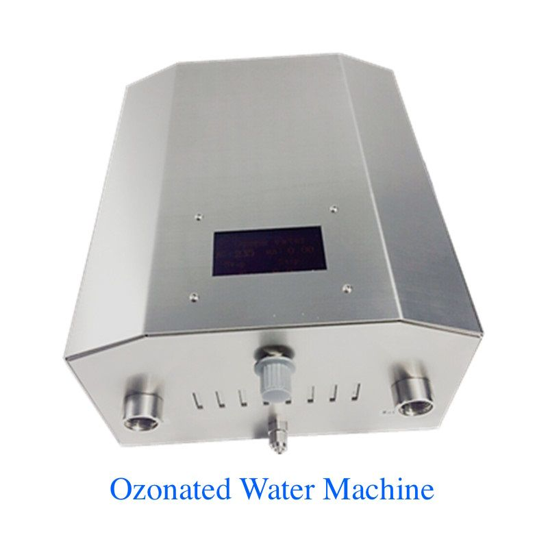 Ozonated water machine water ozone generator disinfectant for kitchents/restaurants/hospital 5g/hour Water pipe installation