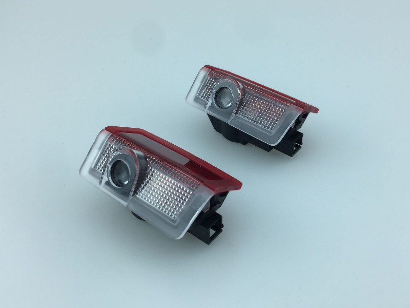 Car LED Door Light With 3D welcome Ghost Shadow Logo projector for Benz W246 W212 W205 W176 W166 X164 External Welcome door lamp