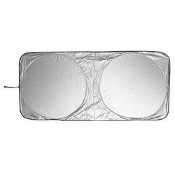 150x70 cm coche sombrilla parasol delantero trasero ventana parabrisas Visor cubierta UV proteger Reflector coche- estilo de alta calidad