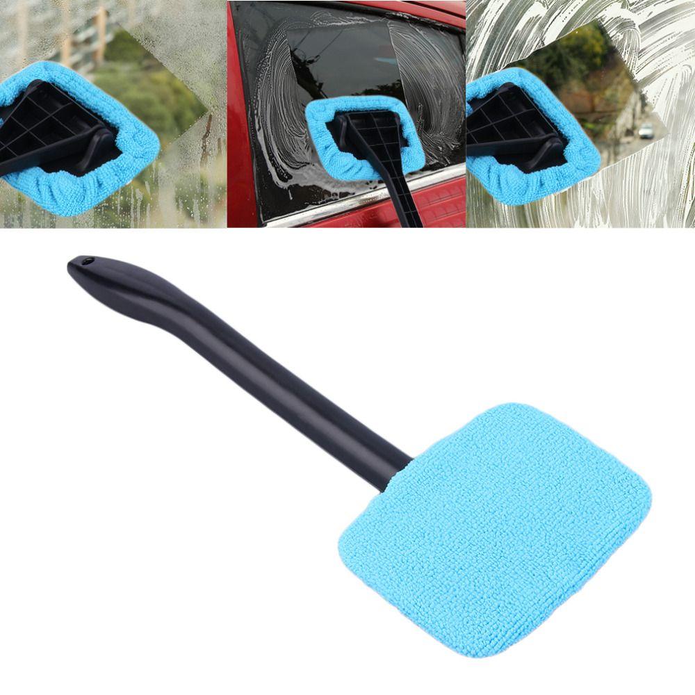 1 stücke Heißer Windschutzscheibe Einfach Reiniger-Sauber Schwer Zu Erreichenden Windows Auf Ihrem Auto Oder Zu Hause Großhandel