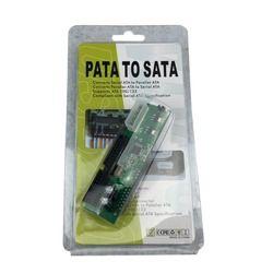 Brand New Hard Drive Serial SATA to ATA IDE PATA Card 40 Pin Converter Adapter