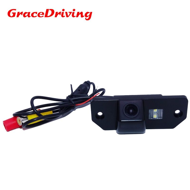 CCD 1/3 Car Rear <font><b>view</b></font> Camera Parking Back Up Reversing Camera For Ford-Focus Sedan | C-MAX | MONDEO/ 2008/2010 For Focus(2)