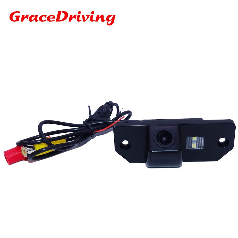 CCD 1/3 Car Rear view Camera Parking Back Up Reversing Camera For Ford-Focus Sedan | C-MAX | MONDEO/ 2008/2010 For Focus(2)
