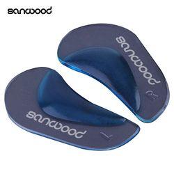 1 пара арки ортопедическая поддержка стелька от плоскостопия корректирующая обувь Подушка для ног