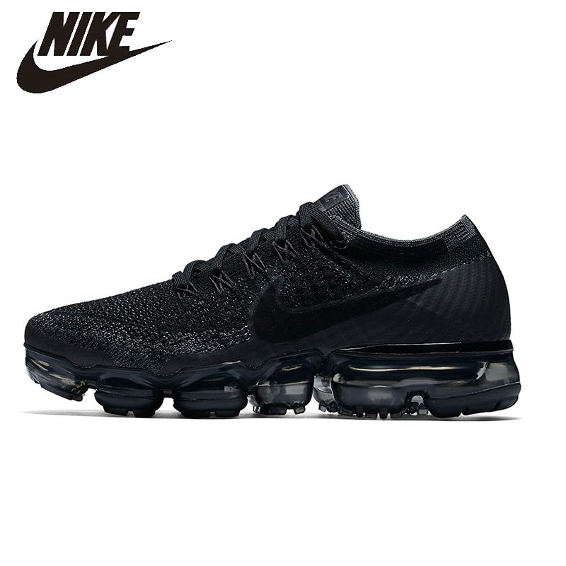 NIKE Air VaporMax Original New Arrival Mens Running Shoes Mesh Breathable Massage Outdoor Support Sports Sneakers For Men Shoes