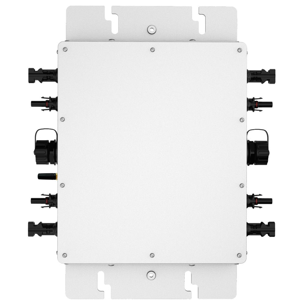 Micro Inverter MPPT Rein Sinus Solar Inverter 22-50 v DC Eingang Drahtlose Kommunikation Funktion mit 2 meter AC Kabel