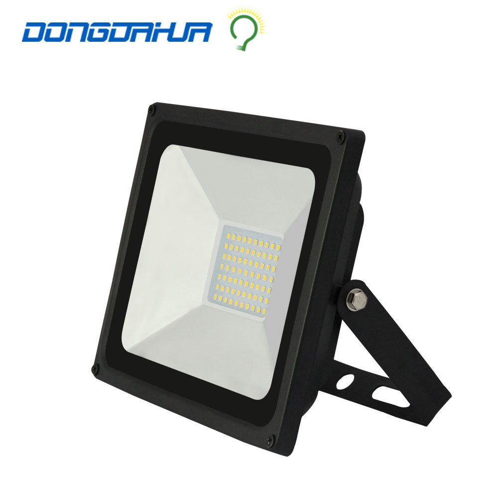 50W perfect power 110v 220v LED Flood Light Floodlight LED street Lamp 220V waterproof <font><b>ip65</b></font> Landscape Lighting <font><b>IP65</b></font> led spotlig
