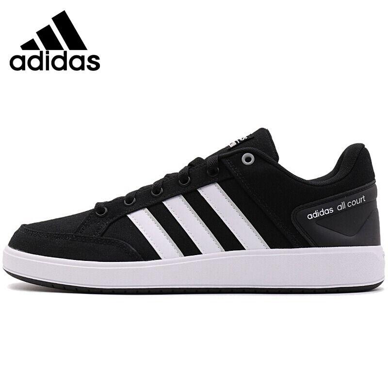 Original Neue Ankunft Adidas CF ALLE GERICHT männer Tennis Schuhe Turnschuhe