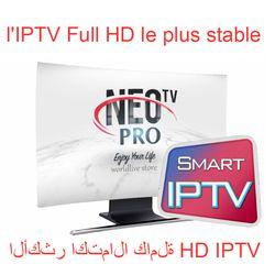 Neotv pro IPTV Abonnement arabe europe français italien live stream tv code iptv 1800 canaux et 2000 films