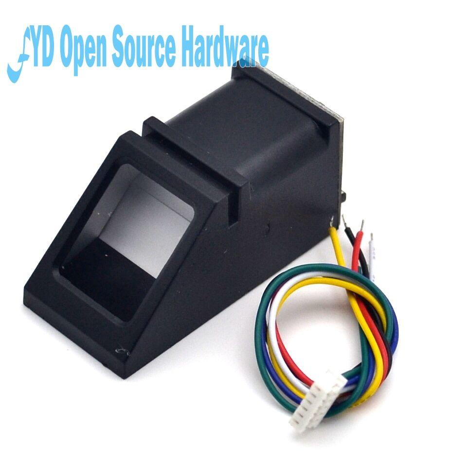 Tout-en-un Optique Lecteur D'empreintes Digitales Capteur Module pour arduino UNO Mega2560 R3